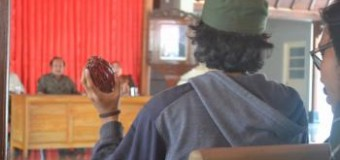 Bupati Banyumas Janji Fasilitasi Penyelesaian Sengketa Tanah Desa Darmakradenan