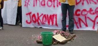 Pusara untuk Kinerja Jokowi dari KBM Unsoed