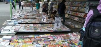 Bazar Buku, Sarana Pendongkrak Wawasan