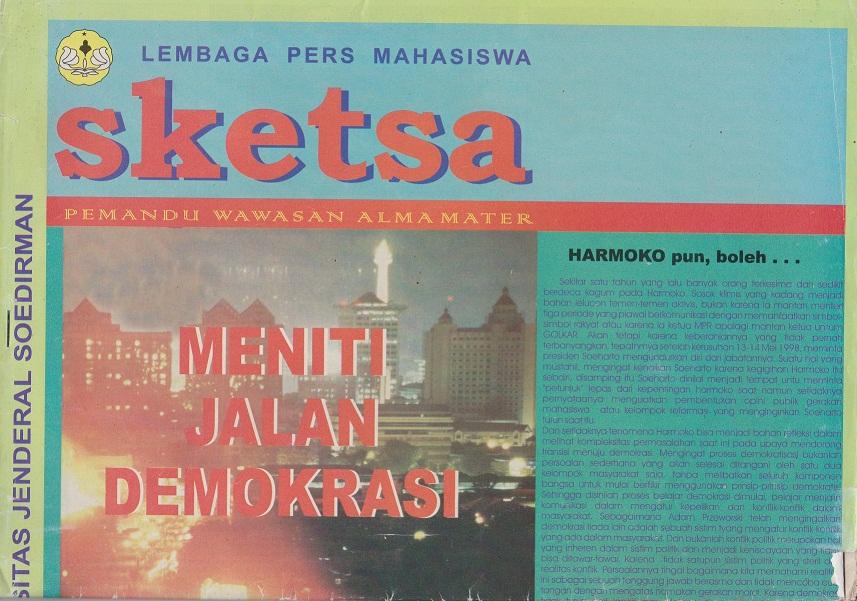 Koran edisi 17 Tahun X Juli 1999