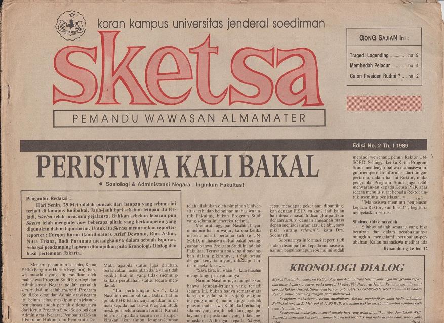 Koran edisi 2 1989