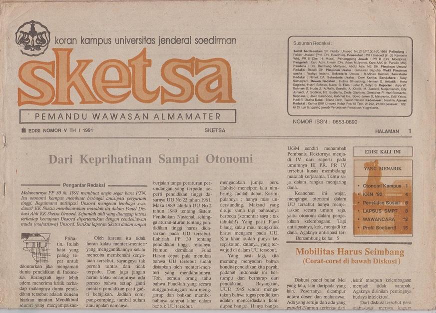 Koran edisi 5 1991