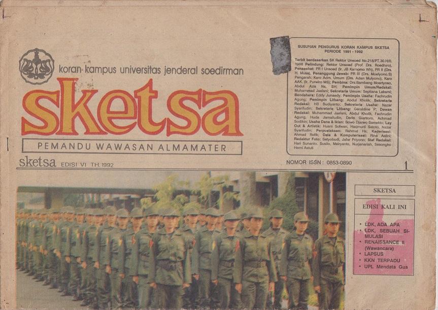 Koran edisi 6 1992