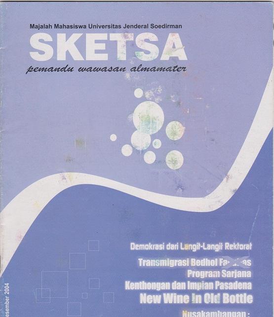 Majalah Edisi 22 Tahun XVI September 2004