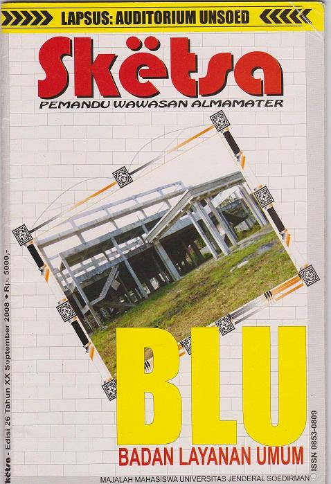 Majalah Edisi 26 Tahun XX September 2008