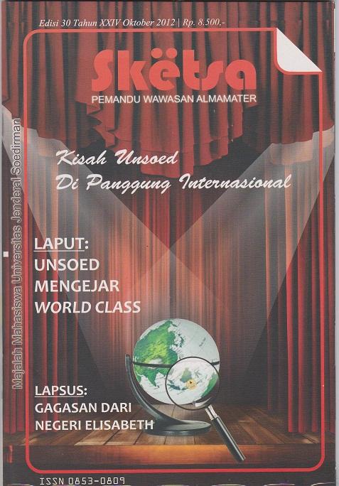 Majalah Edisi 28 Tahun XXIV Oktober 2012