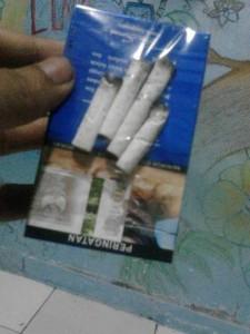 solusi membuang puntung rokok