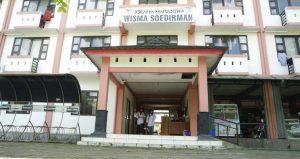 Suasana Rumah Susun Sederhana Sewa Universitas Jenderal Soedirman (07/05).