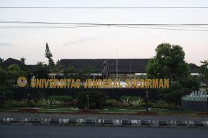Suasana Patung kuda Universitas Jenderal Soedirman, Selasa (25/7). Foto: Marita Dwi Asriyani.
