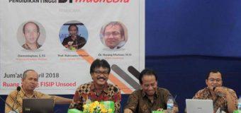 Rubiyanto Misman: Universitas sebagai Pusat Orang Berpendapat, juga Pintar Berpendapatan